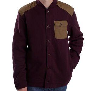 Vans - Survey Burgundy -XL Jacket